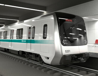Bombardier JV Wins Contract for 390 Cars for Harbin Metro