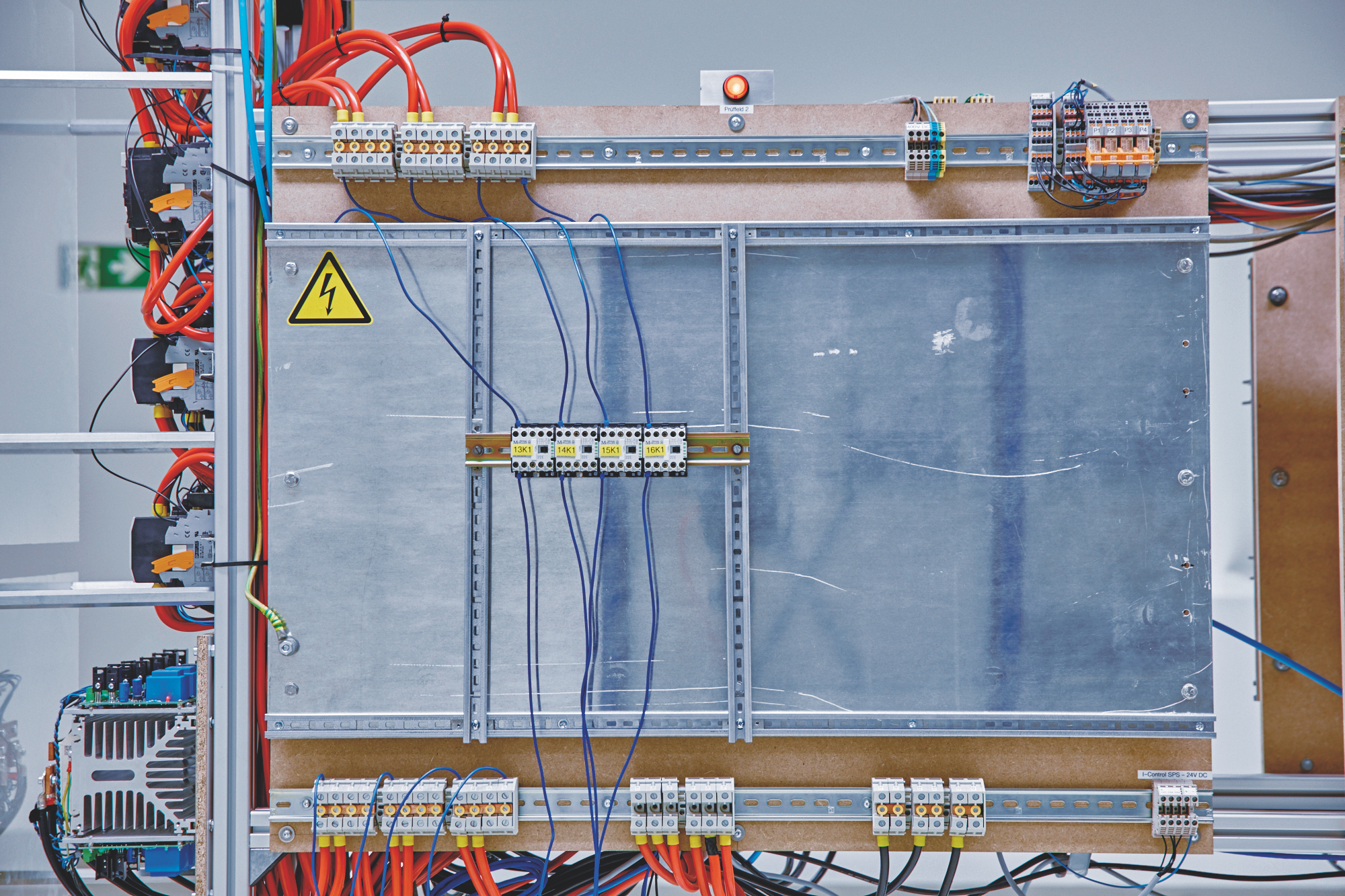 Railway Electrical Testing