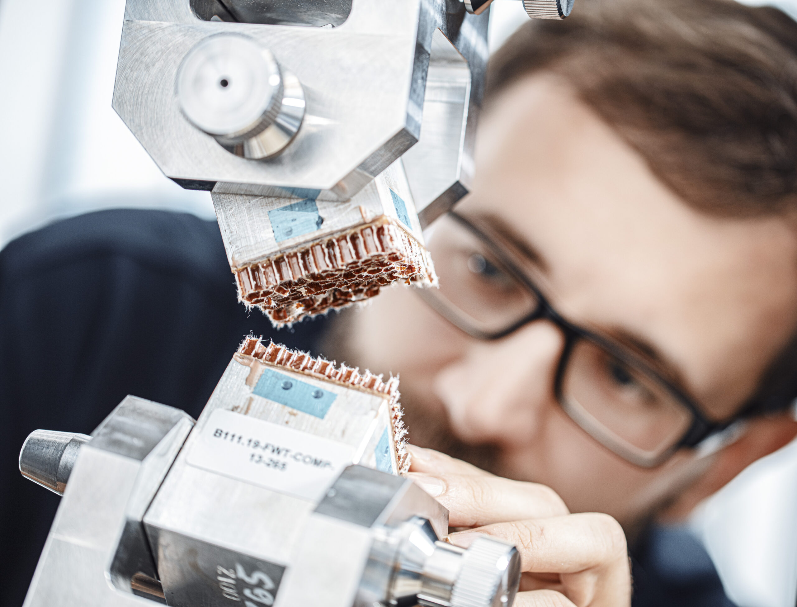 Material Testing for Metals, Plastics and Composites