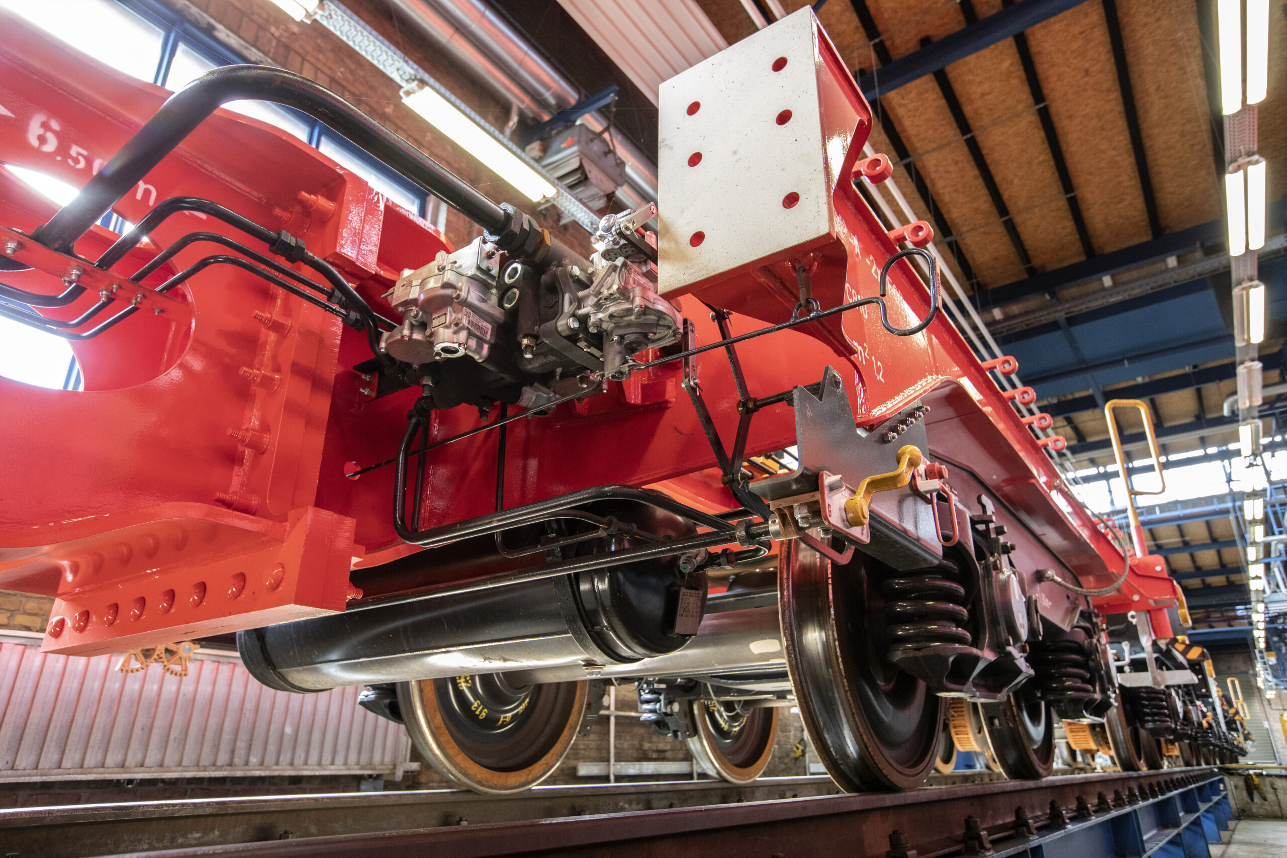 DB Cargo and VTG present the m2 modular, multi-functional freight wagon