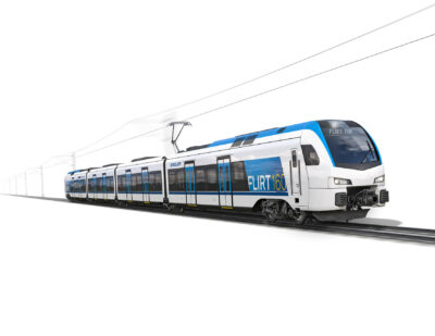Stadler to Deliver First-Ever FLIRT to Portugal
