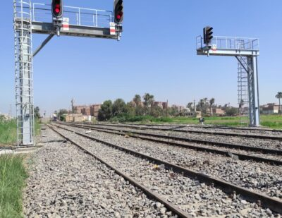 Egypt: Alstom Fits SIL4 Electronic Interlocking System