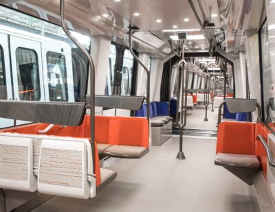 First MP14 Metro for Paris Line 14 Enters Commercial Service