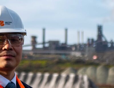 Jingye Completes Acquisition of British Steel