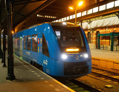 Hydrogen Train Test Runs Deemed a Success in the Netherlands