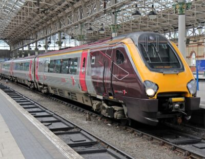 UK DfT and Arriva CrossCountry Sign Agreement