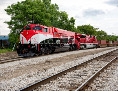 Cummins Engines: Powering Rolling Stock Around the World