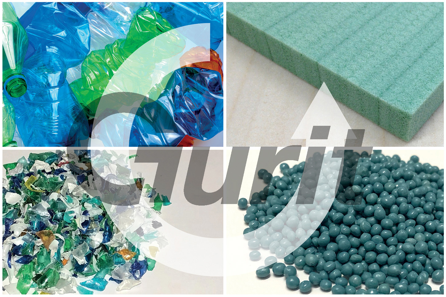 Gurit Kerdyn™ Green: up to 100% recycled PET based product range