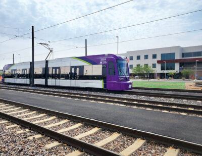 USA: Siemens Mobility to Deliver 14 S700 Light Rail Vehicles to Phoenix
