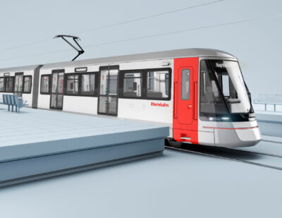 Siemens Mobility Wins Order for 109 LRVs for Dusseldorf and Duisburg