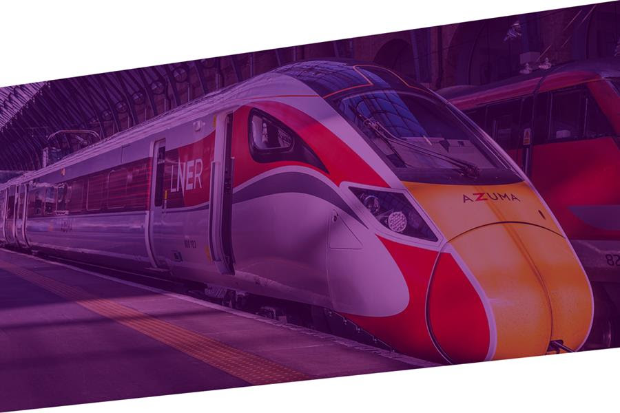 LNER Azuma Sqills S3 Passenger