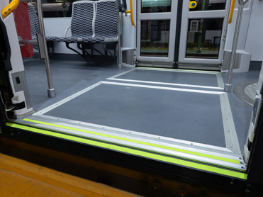 CAF Selects the Masats Ramp for the Amsterdam Tram