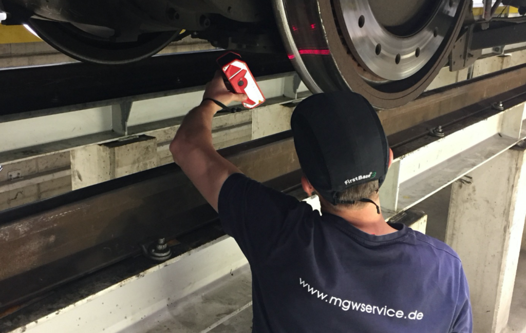 mgw Service Uses NEXTSENSE CALIPRI for Preventive Maintenance
