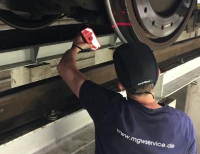 mgw Service Uses NEXTSENSE CALIPRI for Preventive Maintenance