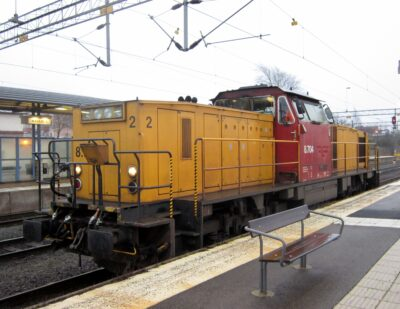 Successful Test Runs for Locomotive Equipped with ERTMS in Norway