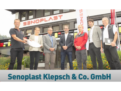 Senoplast Nominated for Austrian State Prize