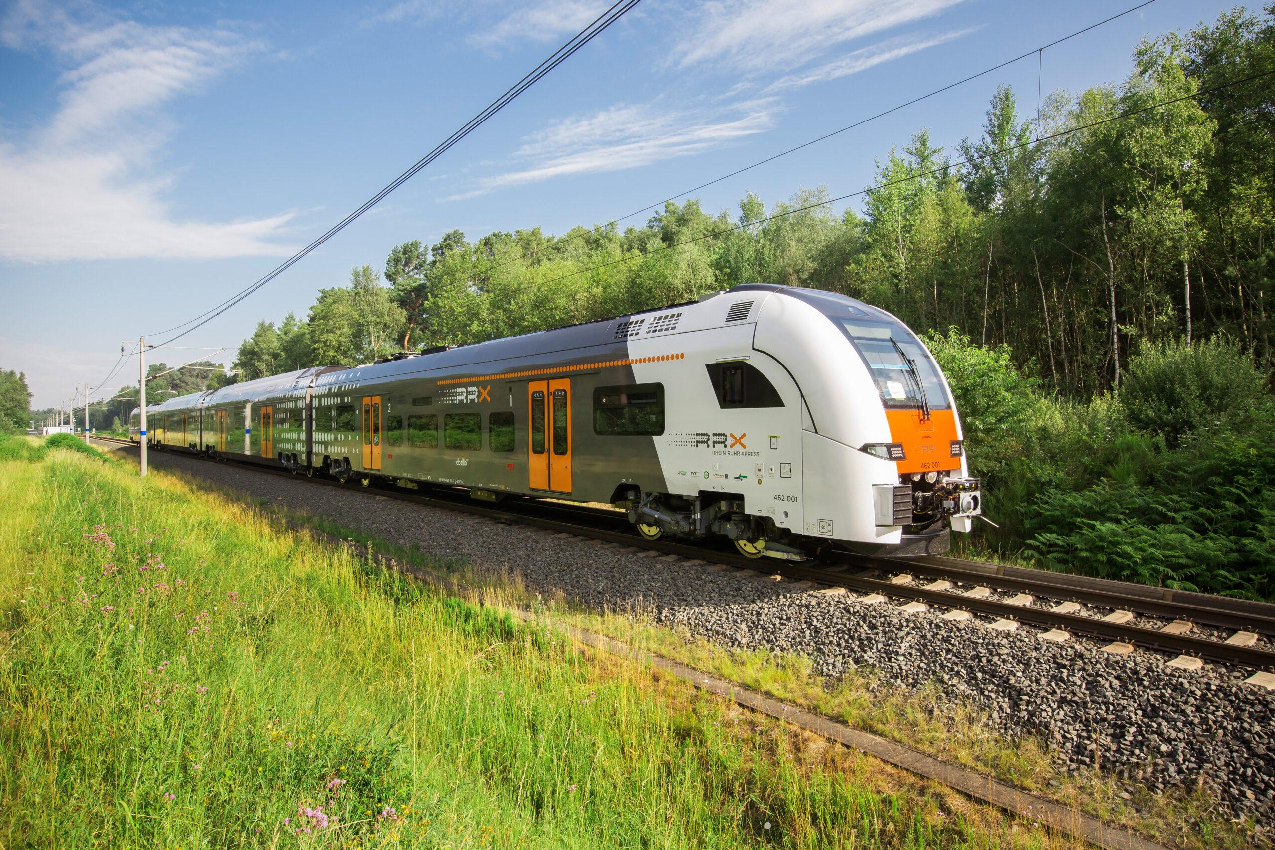 Siemens Mobility RRX – Rhine-Ruhr Express