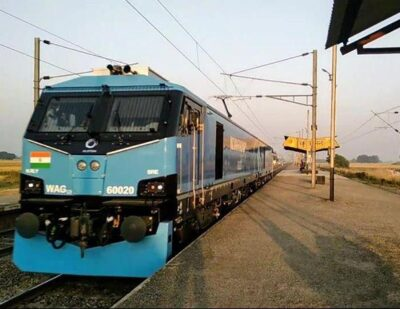 Freight Locomotives Approved for 120km/h Operations in India