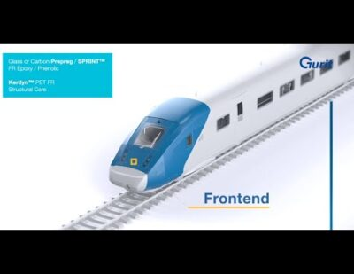 Composites for Rail by GURIT