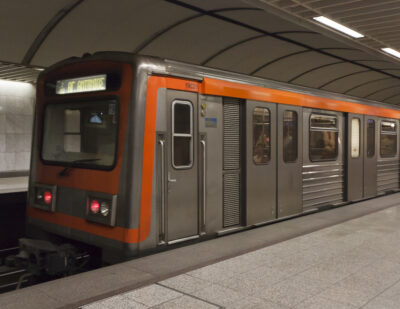 Athens Metro to Get 20 Metropolis Trains
