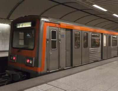 Athens Metro to Get 20 Metropolis Trains