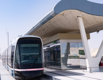 Alstom Completes Phase 1 of Qatari Light Rail Project
