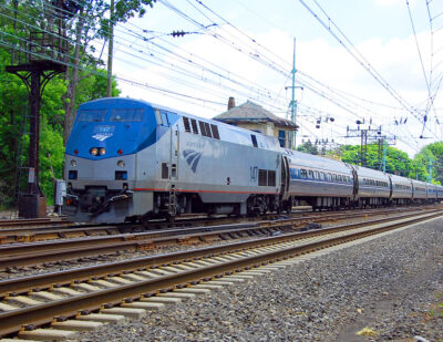 Amtrak CEO Tells Congress the Railroad's 5 Key Demands