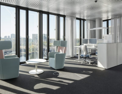 Deutsche Bahn – Cube Office Suites Installation