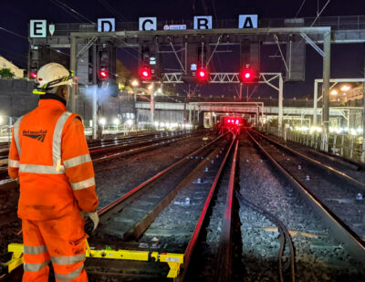 Network Rail Announces Euston HS2 and West Coast Main Line Works