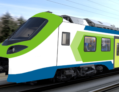 Alstom to Supply 20 Regional Trains to Italy