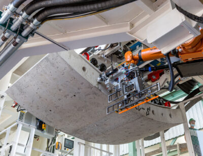Robotic Arms to Work in HS2 Chiltern Tunnel Boring Machines