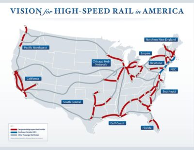 Deutsche Bahn Joins the US High Speed Rail Association