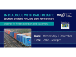 In Dialogue with Rail Freight