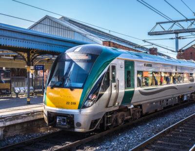 Irish Rail Extends S3 Passenger Contract into SaaS Mode