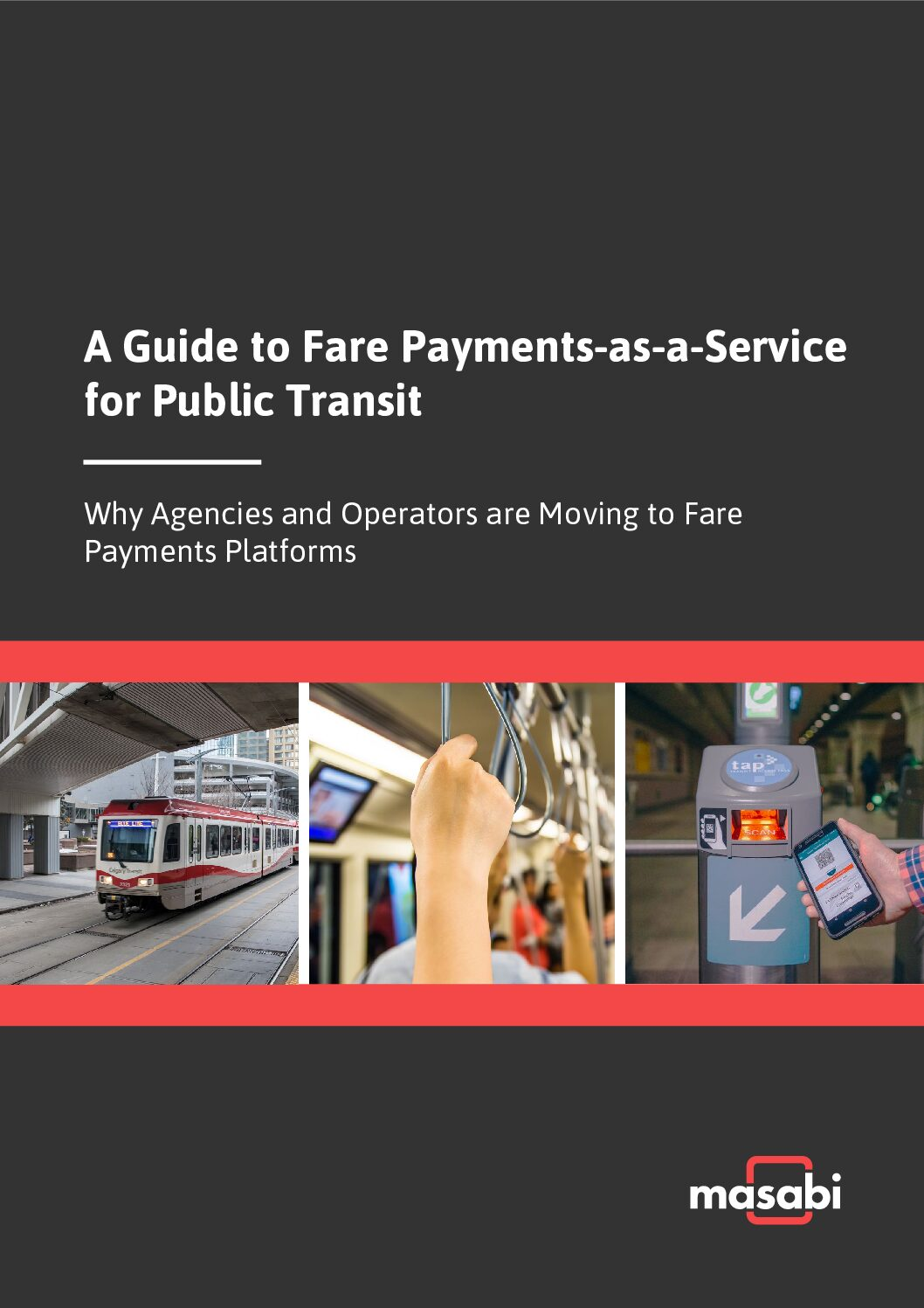 A Guide to Fare Payments-as-a-Service for Public Transit