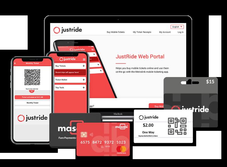 Justride Platform
