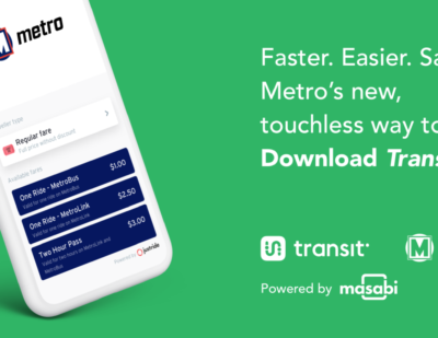 St. Louis Metro Transit Fares Now Available Via App with Masabi