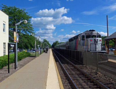 PTC: 223 Route Miles Outstanding | NJ Transit Falling Behind