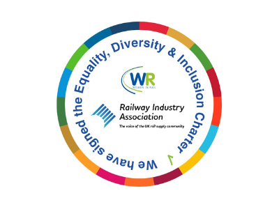 Unipart Rail Signs Equality, Diversity & Inclusion Charter
