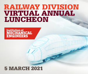 Railway Division Virtual Annual Luncheon 2021
