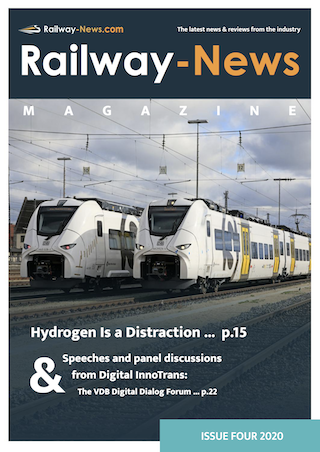 Railway-News Magazine – Issue 4 / 2020