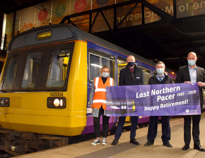 Northern's Last Pacer Train Removed from Service