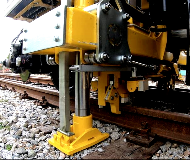 Robel Mini Tamping Machine ROMITAMP 2.0 lifging_lining1