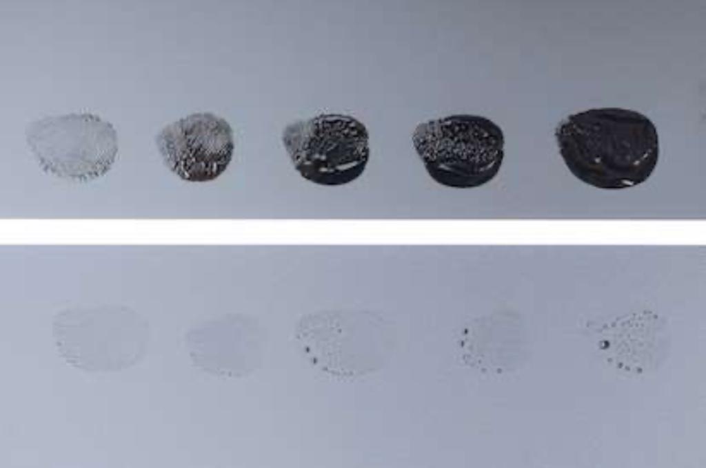 Anti-fingerprint film