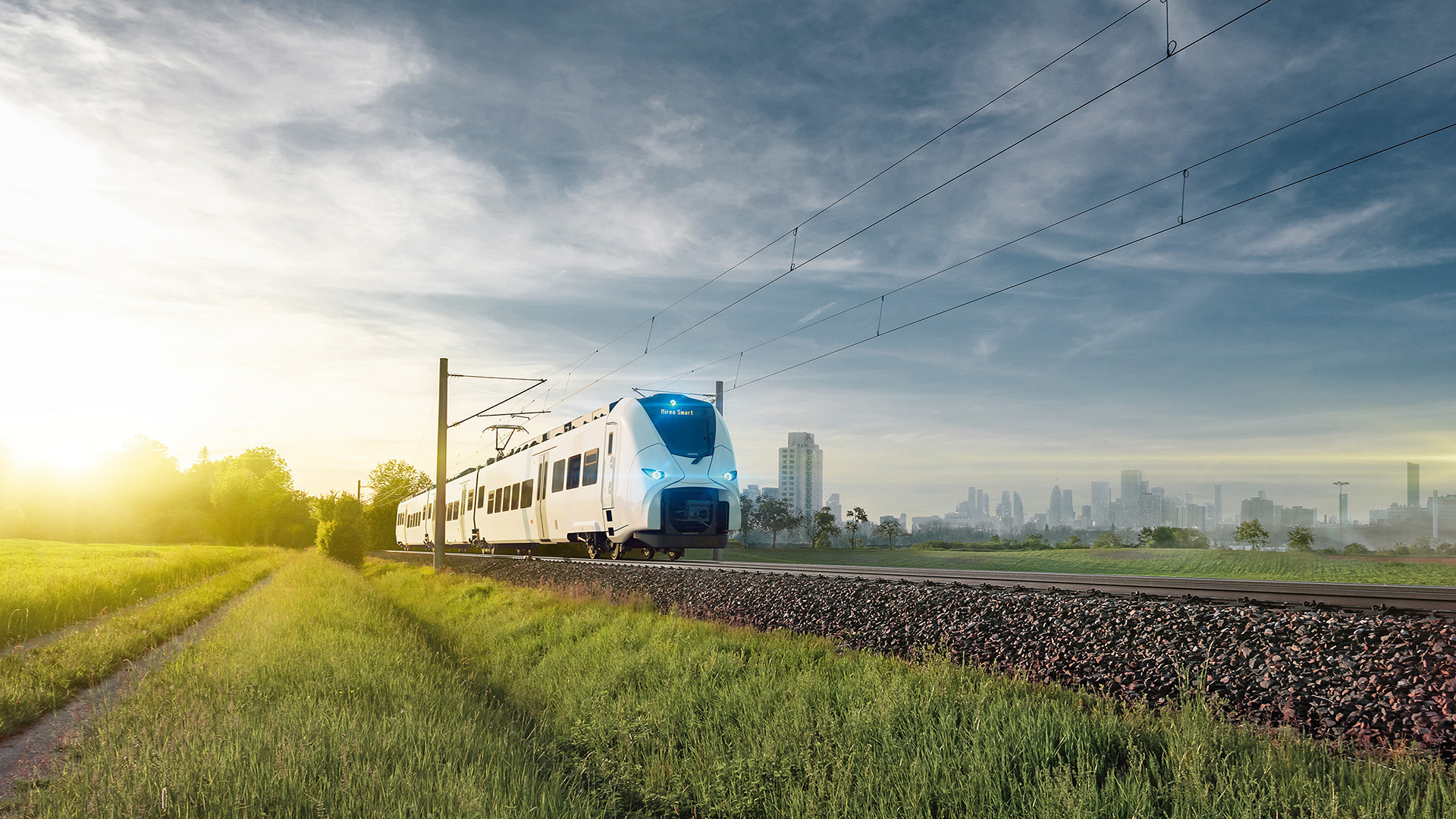 Siemens Mobility Mireo Smart exterior