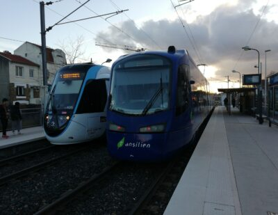 Île-de-France Region to Get 13 Additional Tram-Trains