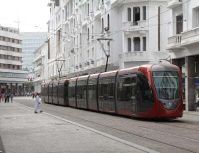 Casablanca to Get 66 New Citadis X05 Trams