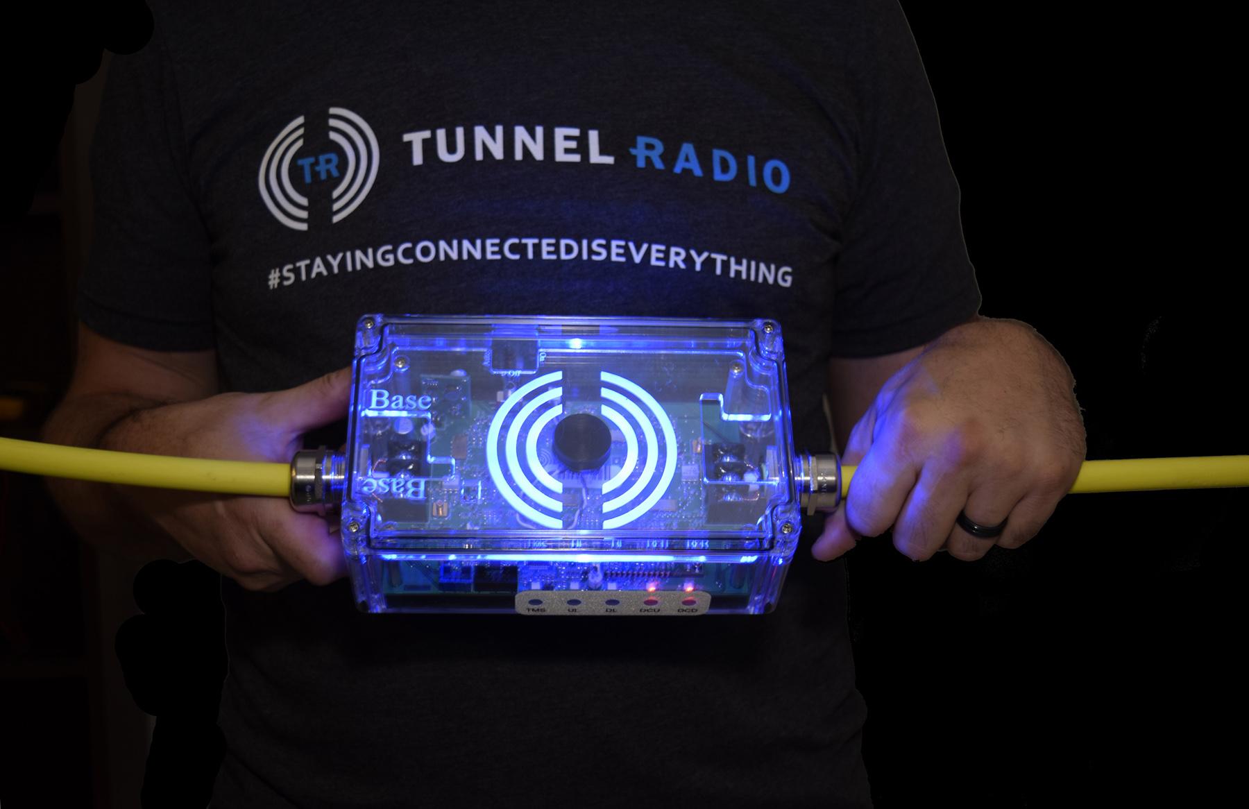 Tunnel Radio Digital Amplifier