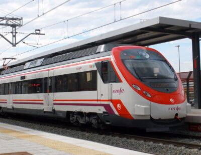 EC Chooses FCH2RAIL Project to Develop Hydrogen Train Prototype