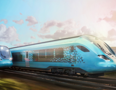 Talgo: Our Hydrogen Train Will Be Ready in 2023
